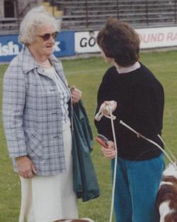 Maureen Cuddy and Maureen Daly (2)
