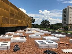 domûs em acrilico moldado brasília