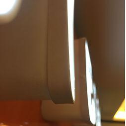 letra caixa metal pintada acrílico