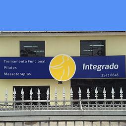 fachada acm acrílico brasília