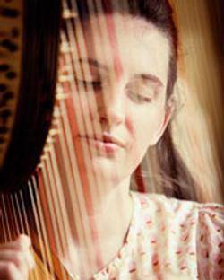 Erin Wood harp