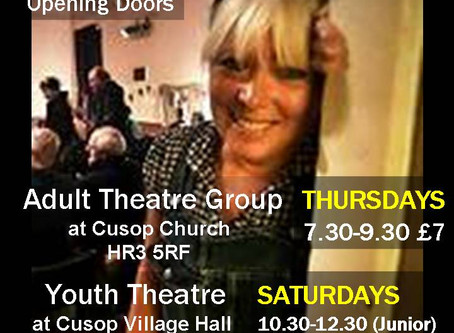 Hay Theatre for Grown Ups!