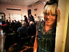 Janine Sharp Artistic Director Hay Theatre Company