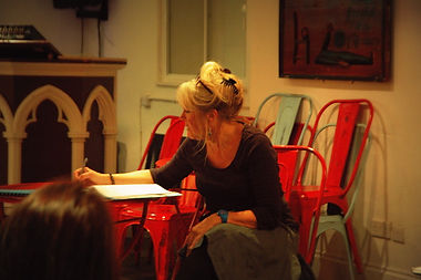 Janine Sharp Hay Theatre
