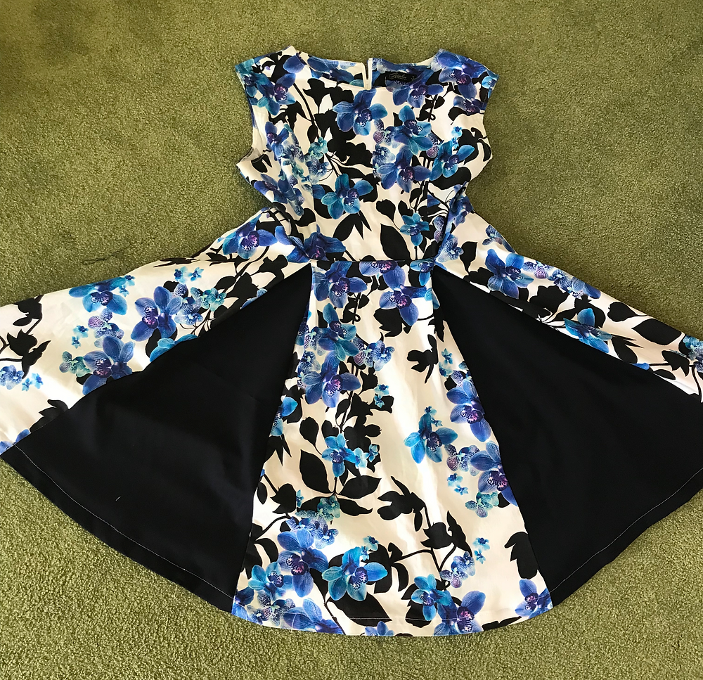 rockabilly dance dress alteration iSew4U Nambour