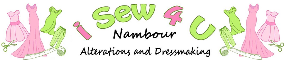 nambour sunshine coast clothing alteration repairs dressmaking