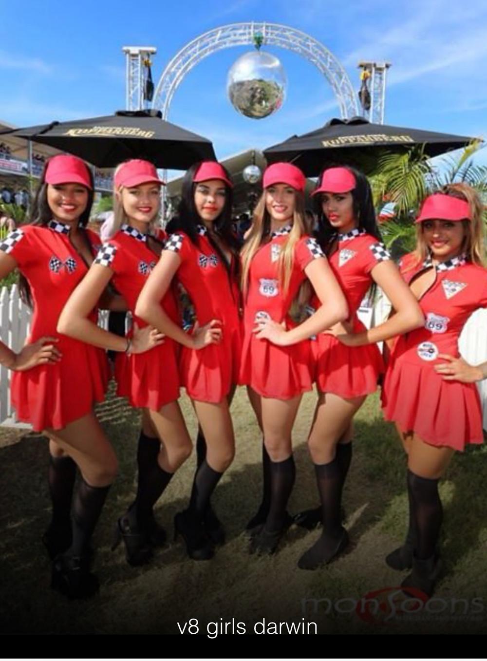 Deb at iSew4U rescues V8 Girls costume