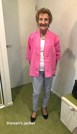 Doreens jacket