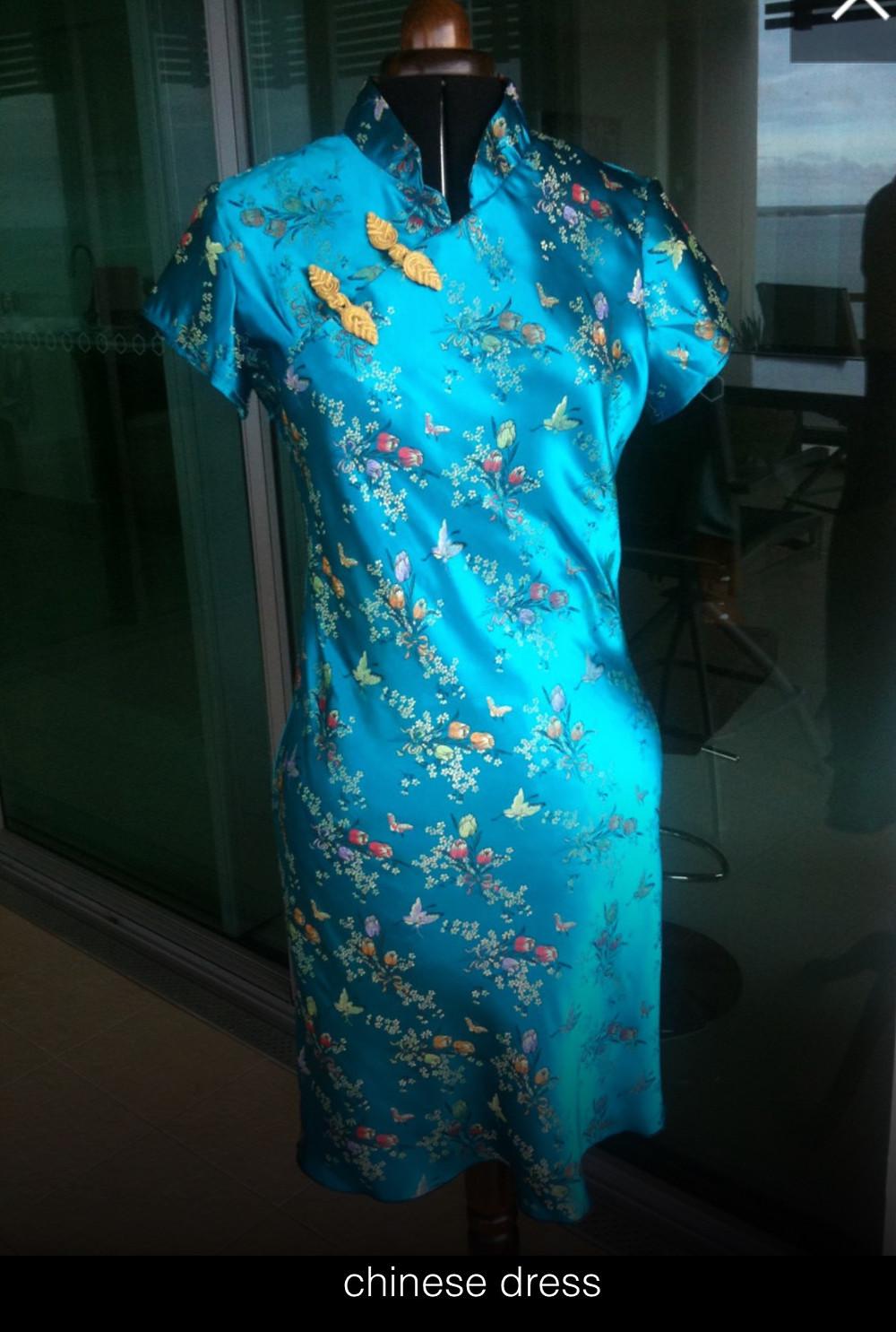 Custom made cultural costumer wear iSew4U Nambour