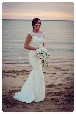 akear wedding dress