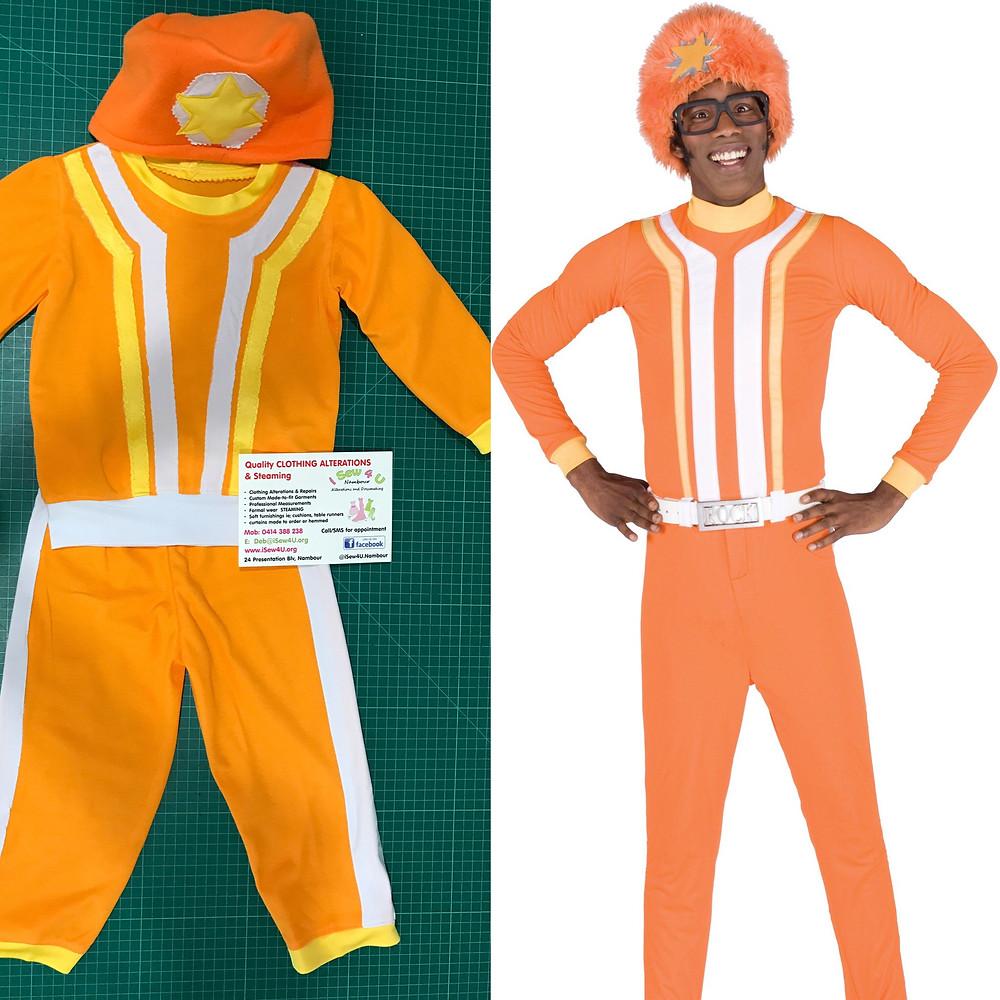 Copied adult to childrens costume iSew4U Nambour