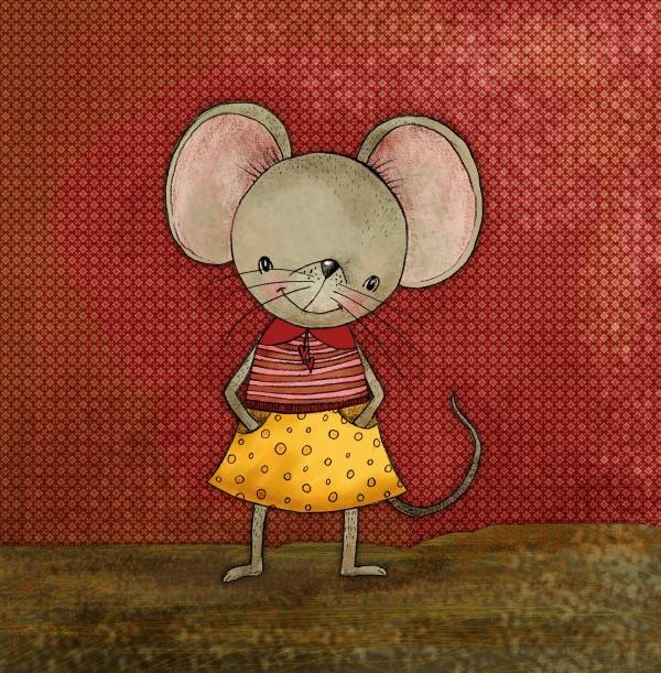 Myška Danuška