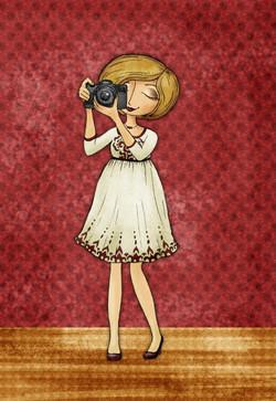 Zuzka - svatební fotografka