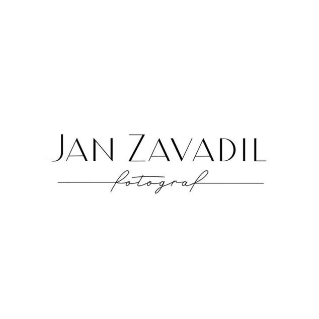 Jan Zavadil fotograf logo