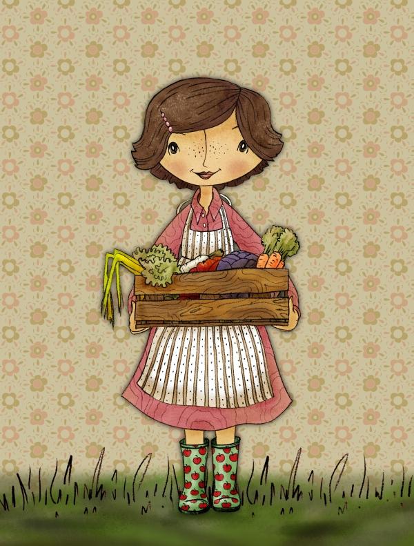 Anička farmářka