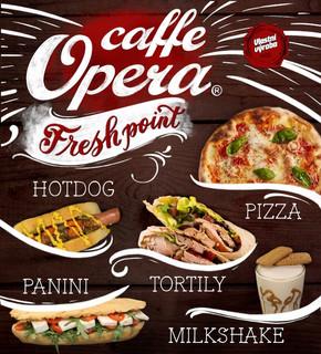 Opera Caffe Olomouc