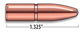 A-Frame 8mm Rifle Bullet 220 Grain