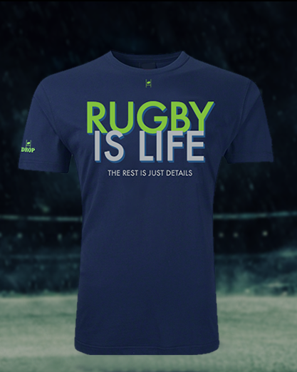 Rugby is Life t-shirt