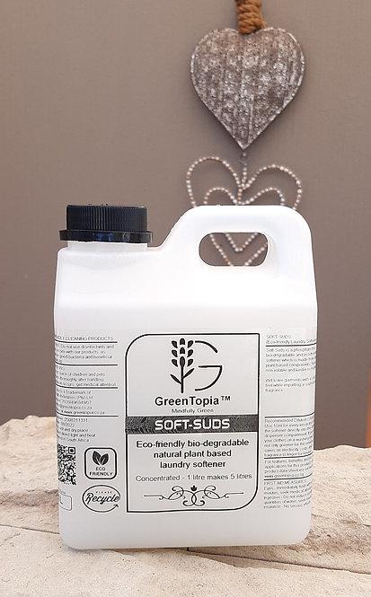 SOFT-SUDS (Eco-friendly Fabric Softener)