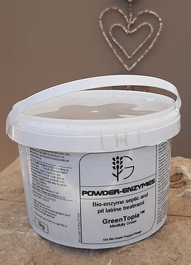 POWDER-ENZYMES (Potent Enzymes)