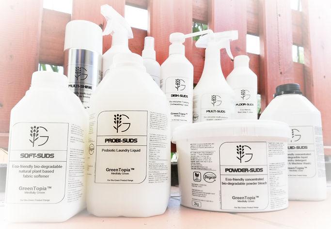 Full Product Range   GreenTopia