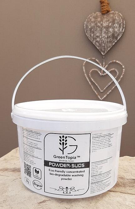 POWDER-SUDS (Eco-friendly Washing Powder)