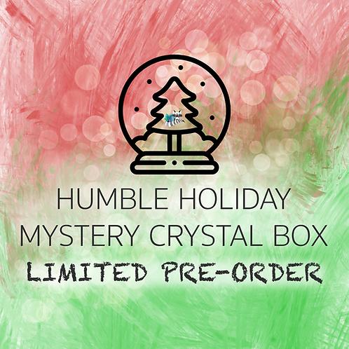2020 Holiday Mystery Crystal Box