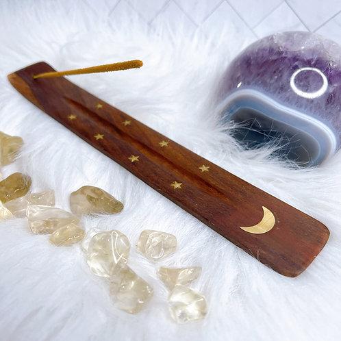 Moon Incense Holder