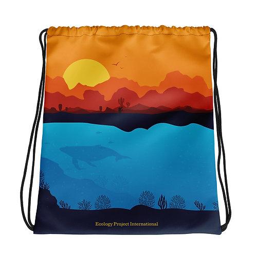 Baja Drawstring Bag