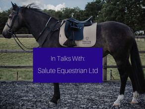 In Talks With....Salute Equestrian