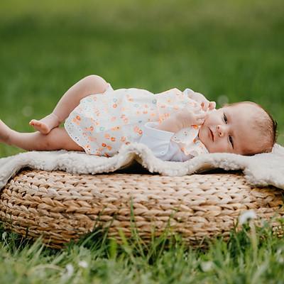 Julia & Sione Babyshooting