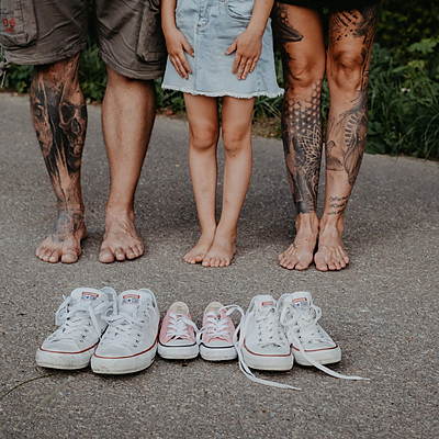 Familyshooting Dina,Julia,Franjo &Hektor