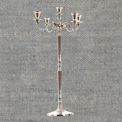 Канделябры 5 рожков  высокие 0,7-1 м.