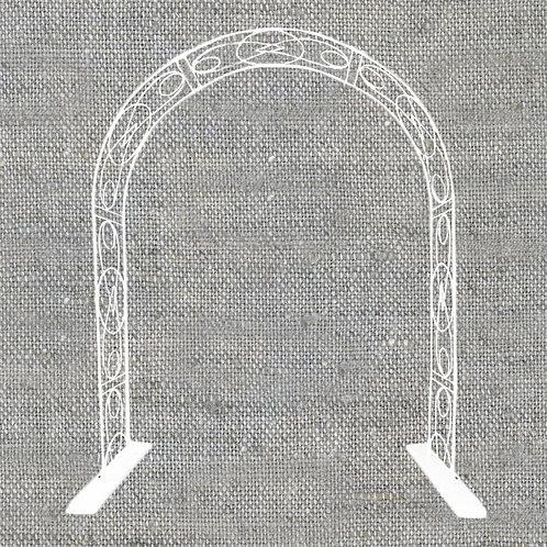Арка декоративная 2,0x2,6 м.
