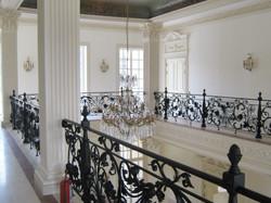 Кованная лестница 2010 год.