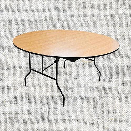 Стол круглый банкетрый d 1,5 м.