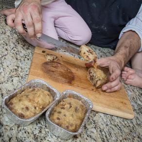 Chef Nicky's Banana Bread