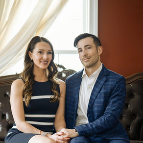 Dr. Kelley Vandergrift and Dr. Stephen Vanni: Newlyweds Passionate about Health and Community