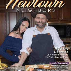 The Liberatos: Chef Nicky Returns to His Bucks Co Roots