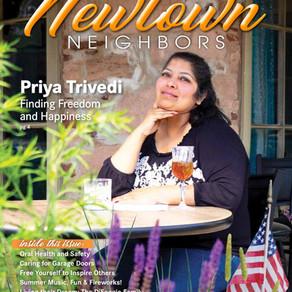 Priya Trivedi: Finding Freedom & Happiness