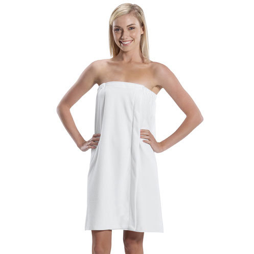 Spa Gown with velcro