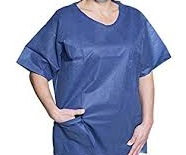 Disposable Top Scrub Unisex