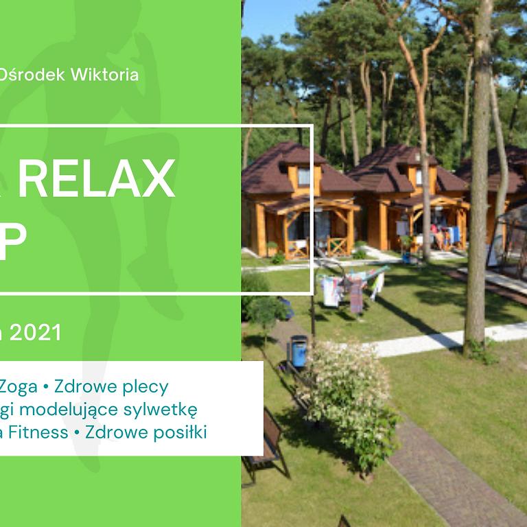 Obóz: Fit & Relax Camp w Rogowie