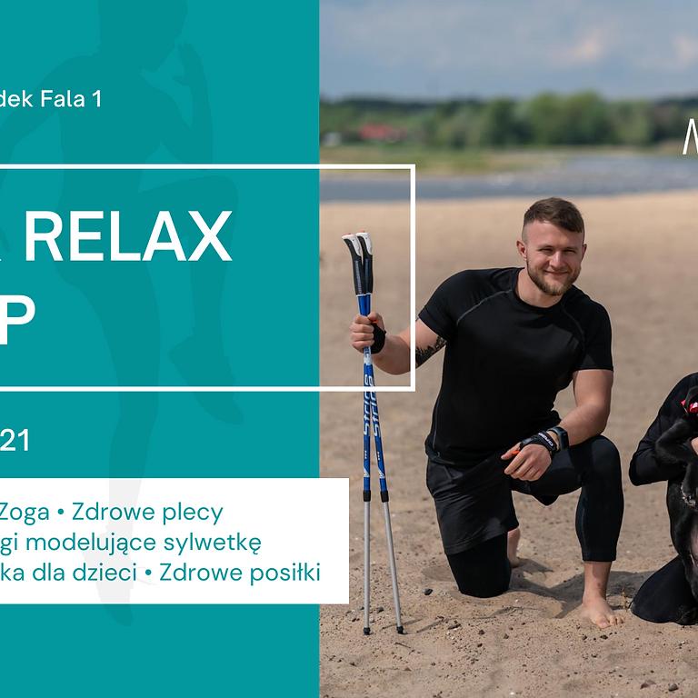Obóz: Fit & Relax Camp Łazy