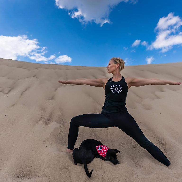 Obóz: Wczasy z jogą i fitnessem