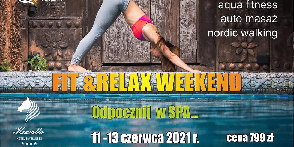 Fit & Relax Weekend w Hotelu Kawallo****
