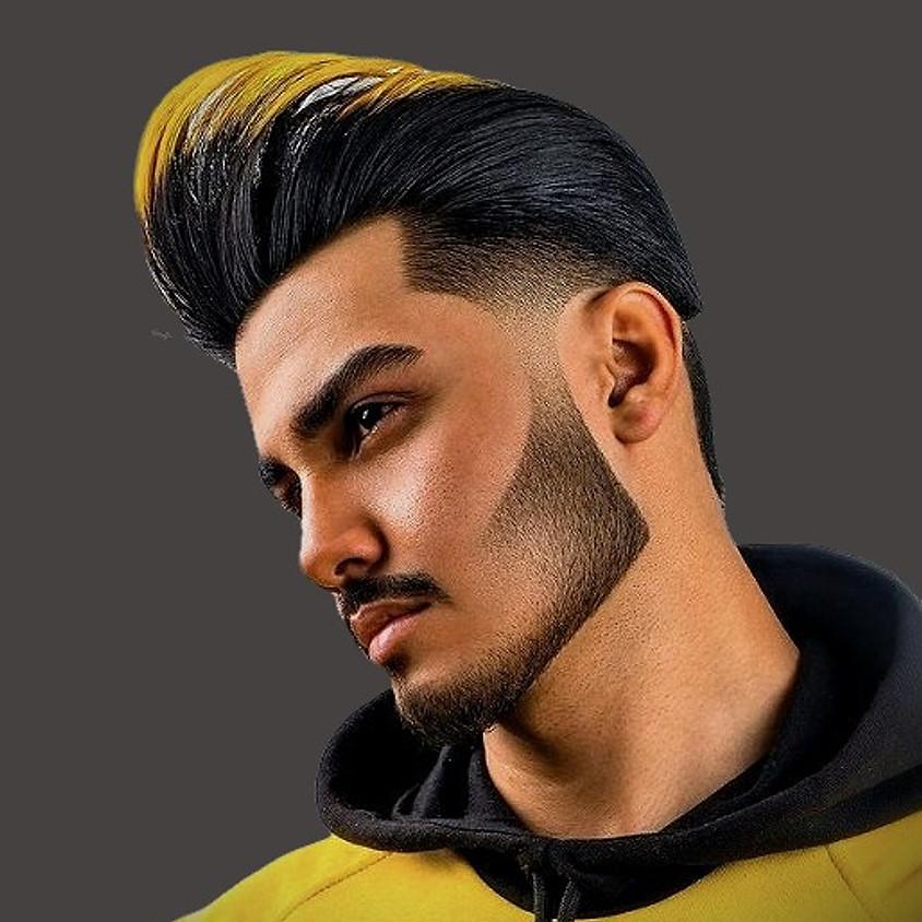 UK Freestyle Haircut & Beard On-line