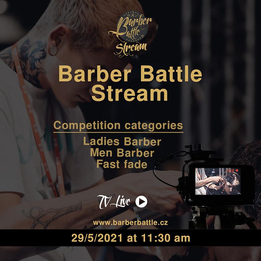 UK Barber Battle Stream