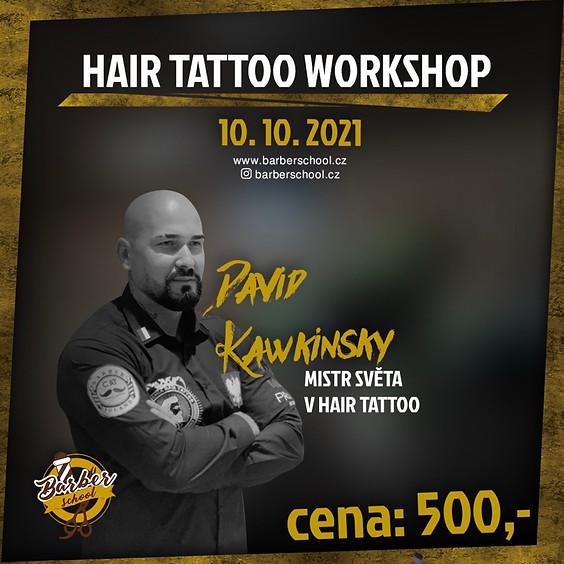Hair Tattoo  Dawid Kawczyński