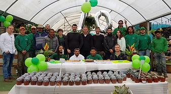 Equipe Casa das Plantas